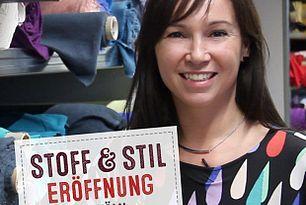 """Stoff & Stil Eröffnung in Köln – mein erstes """"Follow me..."""