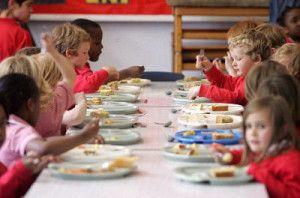 A New York la prima mensa scolastica vegetariana