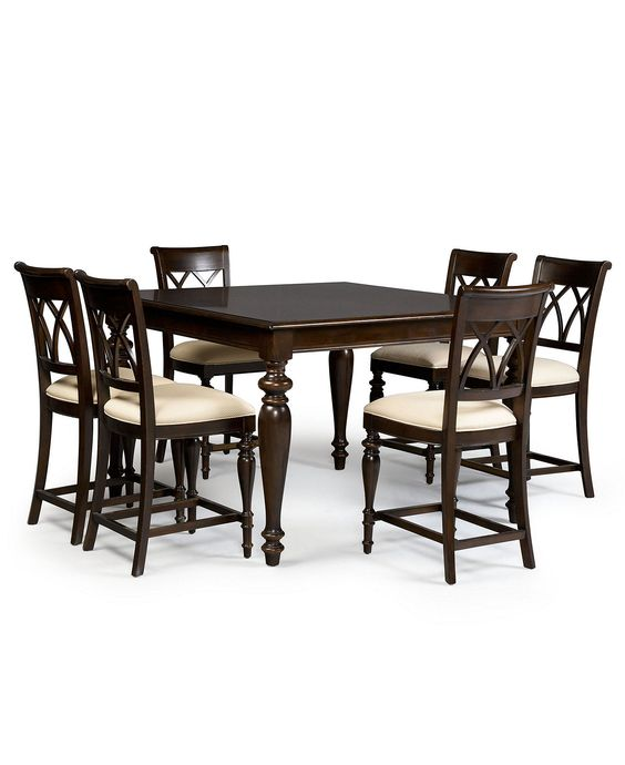 Gathering Tables Counter Height Images