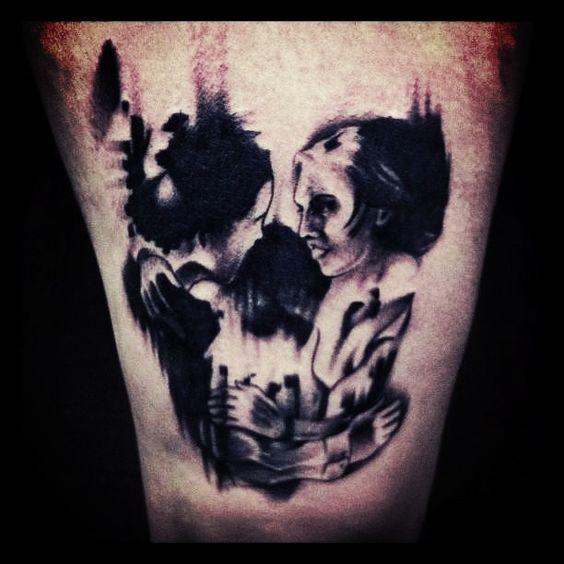 Till death do us part tattoos pinterest till death for Until death do us part tattoo