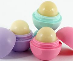Have one. Like the shape but it's still just regular lip balm. Nothing special besides the shape.