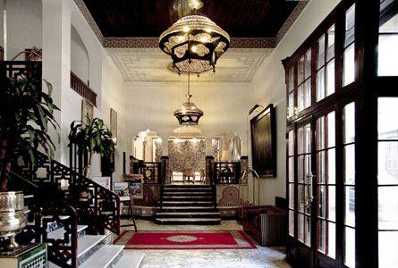 Hotel El Minzah, Tangier