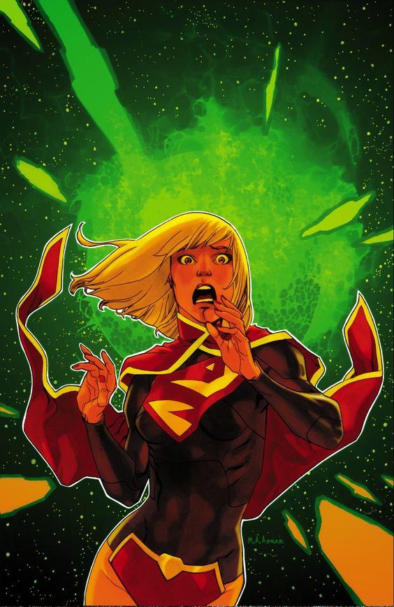 Supergirl 3 Cover by *MahmudAsrar on deviantART