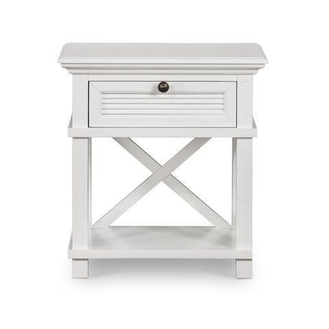 Henley Bedside Table White In 2020 White Bedside Table Black Bedside Table Modern Bedside Table
