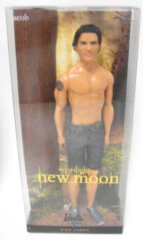 Barbie Pink Label The Twilight New Moon Jacob