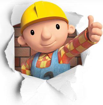 Pin von LMI KIDS Disney auf Bob the Builder / Bob le Bricoleur ...