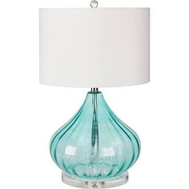 Pyrus Table Lamp | Blue