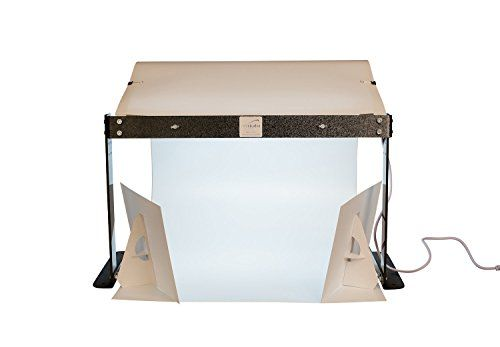 Mystudio Ps5led Tabletop Lightbox Photo Studio With Led Lighting For Product Photography White Sofa Furniture Mirror Table Furniture