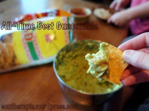 Guacamole Guacamole Guacamole
