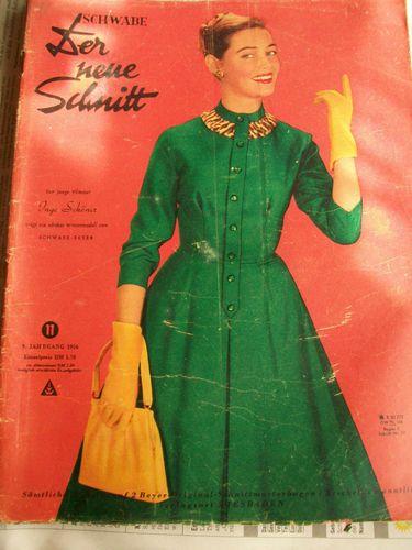 Schnittmuster kleid neue mode