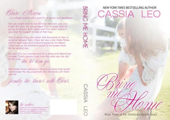Bring Me Home by Cassia Leo