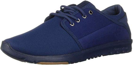 adidas X_PLR Sneakers Herren BlauRot mit weißen Streifen