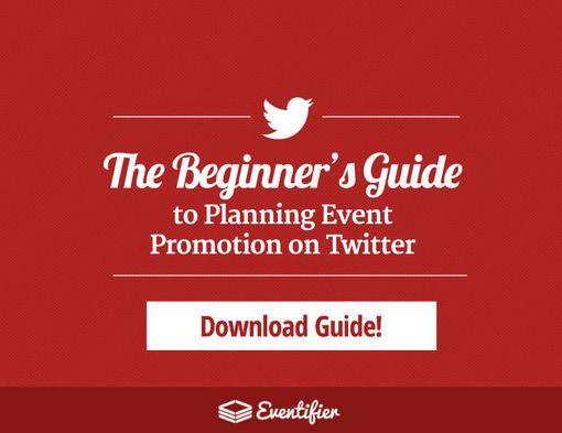 Eventifier Beginner's Guide to Twitter