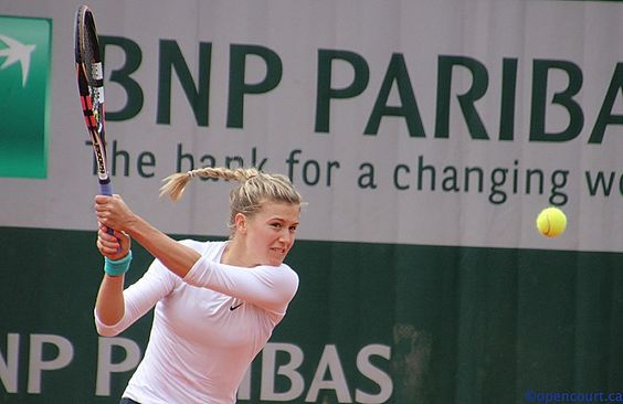 Yahoo: Low-key Bouchard prepares for Paris 2015