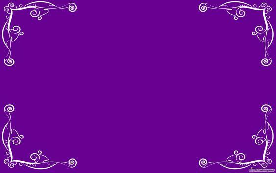 purple elegant borders - photo #23