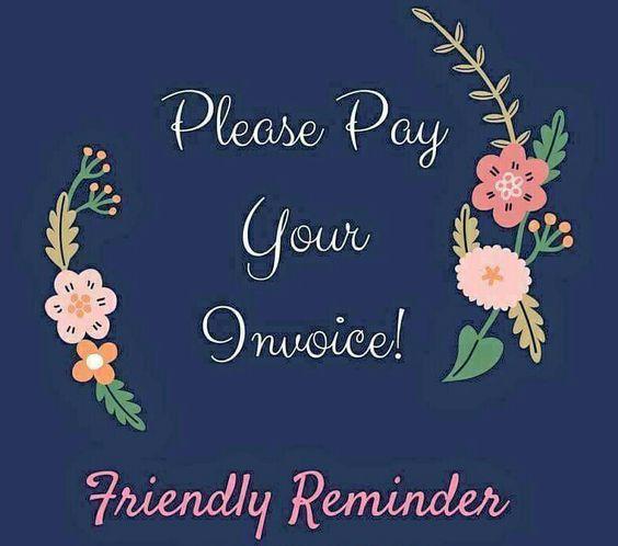 Please Pay Your Invoice #TrinityLuLaRoe #TrinityLuLaRoe - sending invoices