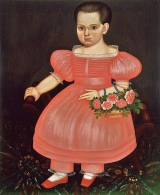 Barbara Wells Sarudy - Google+American Folk Art Milton W. Hookins 1789 1844