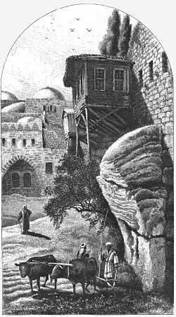 Robinson's Arch, Jerusalem