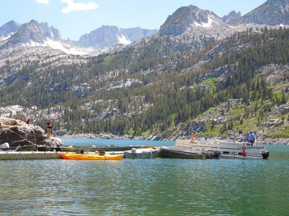 South lake above bishop california high sierras for Bishop ca fishing