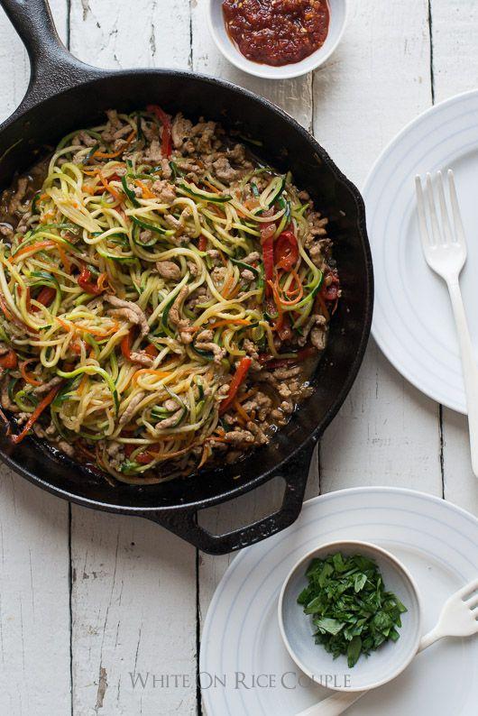 Easy using ground pork recipe