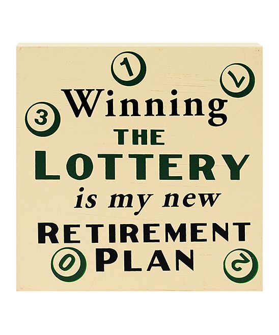 speech on winning the lottery I won a green card in the dv lottery - what now with more than 100,000 winners competing for 50,000 visas, winning the lottery implies a race to the finish as less than half of winners actually obtain their immigrant visas.
