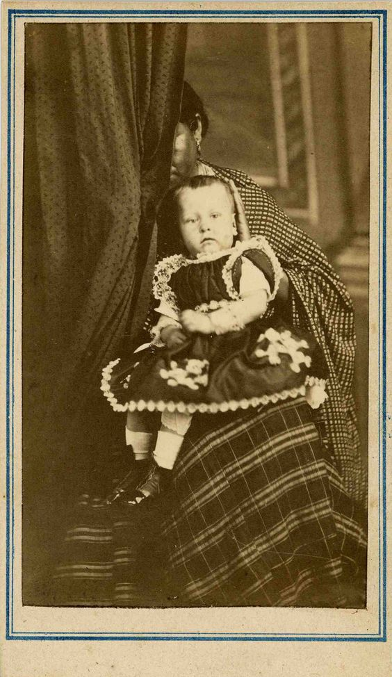 Hidden Mother Series: Laura Larson's Nineteenth-Century Photos | The New Republic