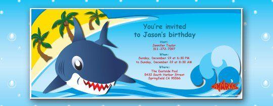Birthday Ideas - Pool Party