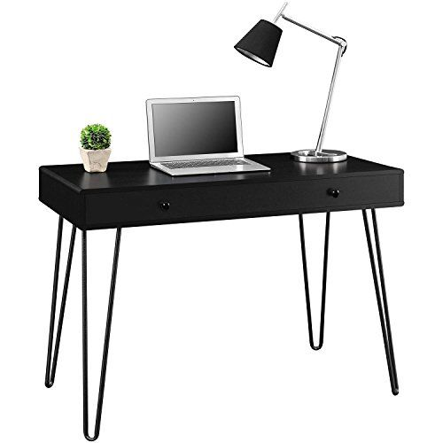 Simple And Functional Excellent Retro Style Student Desk Deep