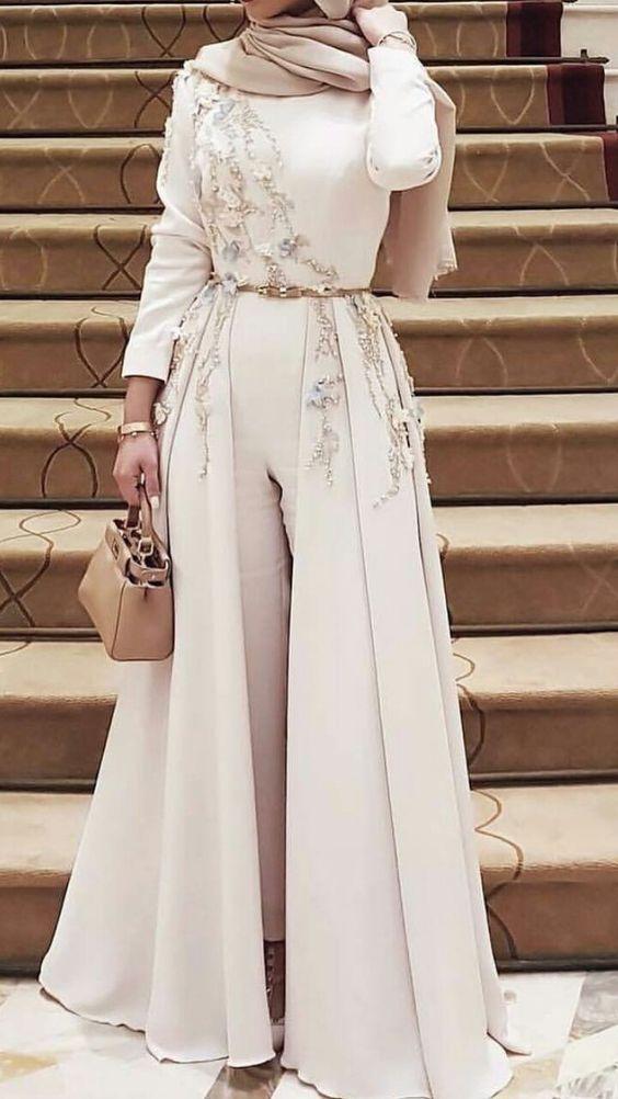 تسوق ازياء اون لاين ملابس راقية Lucy Trends Hijab Dress Party Muslim Fashion Outfits Soiree Dress