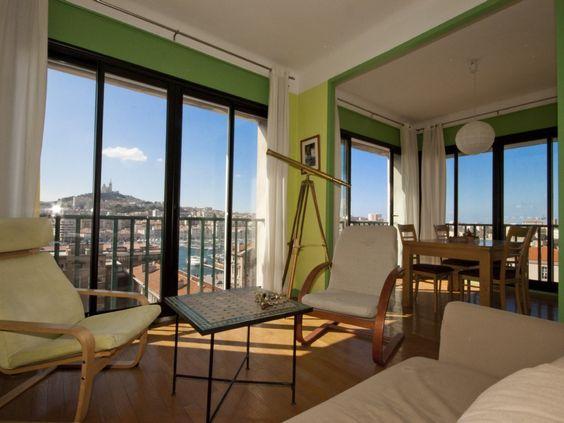 Ferienwohnung, in Marseille