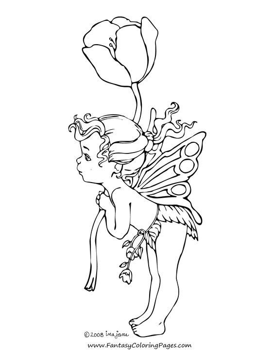 tulip tulips flowers and fairies on pinterest. Black Bedroom Furniture Sets. Home Design Ideas