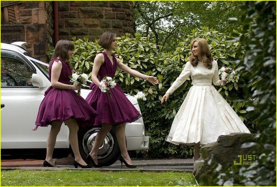 Keira Knightley: Bridesmaid at Brothers Wedding! | keira knightley brothers wedding bridesmaid 04 - Photo