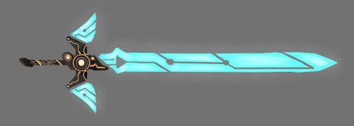 Heroblight Sword And Shield The Legend Of Zelda Breath Of The