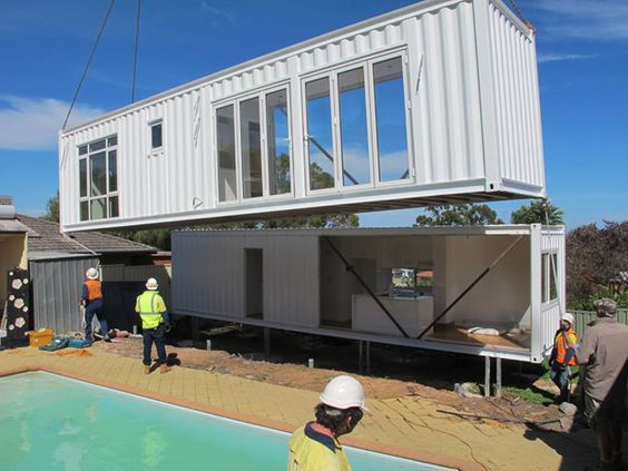 Shipping container house plan book series book 36 for Design your own shipping container home