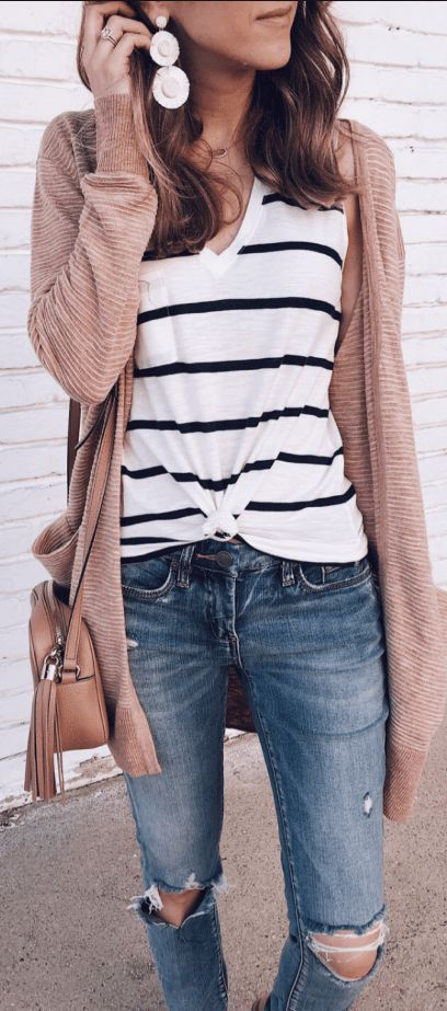 Beautiful Casual Fall Outfits