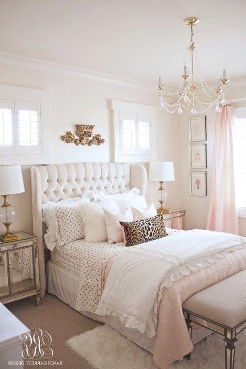 Classic Chic Bedroom Ideas Rose Gold Bedroom Gold Bedroom