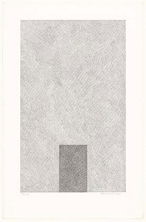 Serialised Reliefs By Jan Schoonhoven 1950 S 1990 S