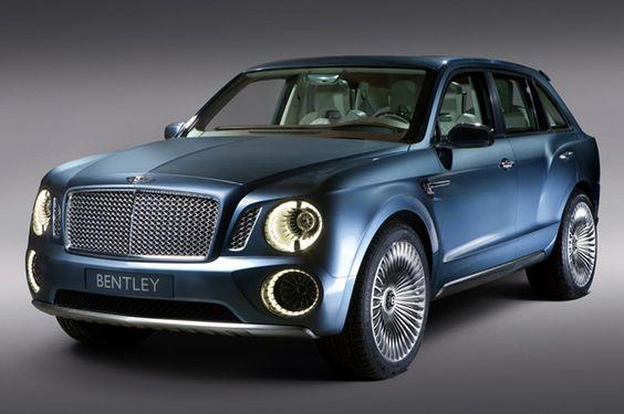 bentley exp9 F concept