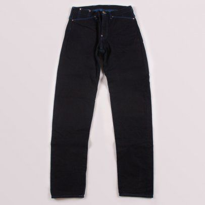 Woad dyed Jeans