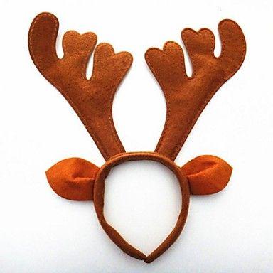 banda+para+la+cabeza+de+pelo+lindo+sombrero+de+cuernos+de+venado+fiesta+de+Navidad+–+MXN+$+29.73