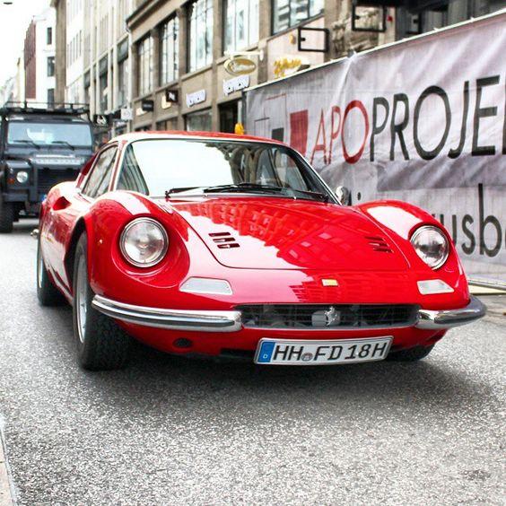 Ferrari Dino  Follow @Italian_MadWhips  Freshly Uploaded To www.MadWhips.com  Photo by @mlsupercars