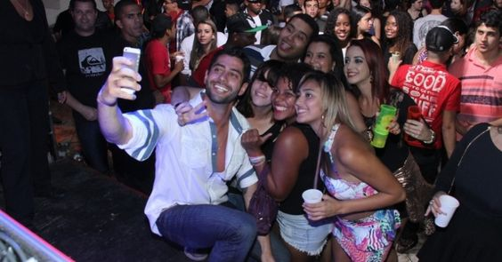 Marcelo na Festa Século XXI