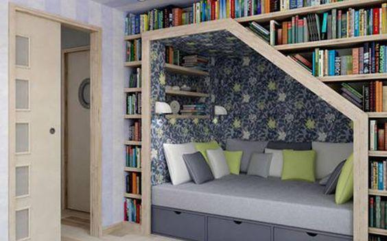 Ideias fofas para montar sua biblioteca em casa! - Você - CAPRICHO