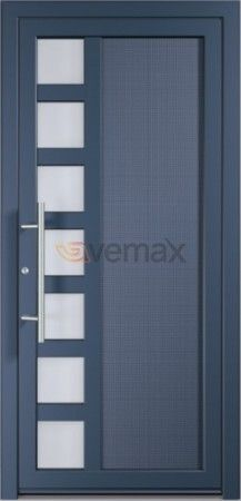 puertas entrada aluminio exterior - Buscar con Google  Puertas de ...