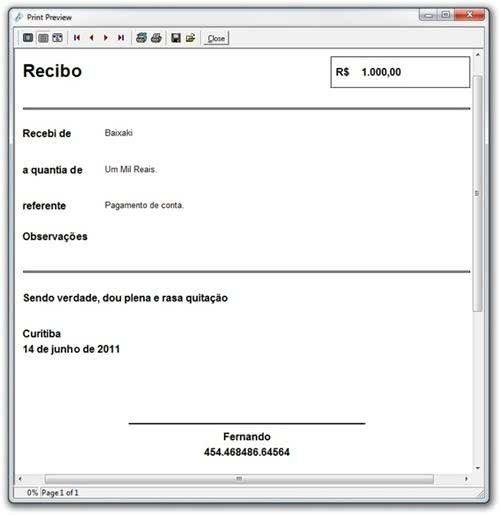 Recibo Online Gratis Modelos De Recibo Para Imprimir Imprimir