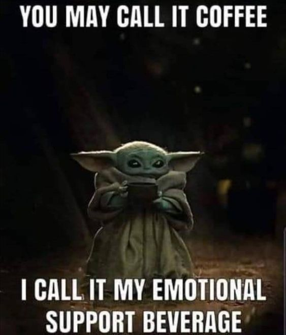 Pin By Joecoffeebeans On Joe Coffee Beans Coffee Humor Coffee Quotes Funny Yoda Images