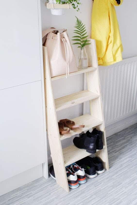 Stop Digging For Your Shoes 30 Ways To Turn Small Shoe Storage Space Into An Organized Clean One With Images Shoe Storage Small Space Entryway Shoe Storage Small Space Storage