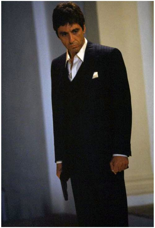 Pinterest the world s catalog of ideas for Occhiali al pacino scarface