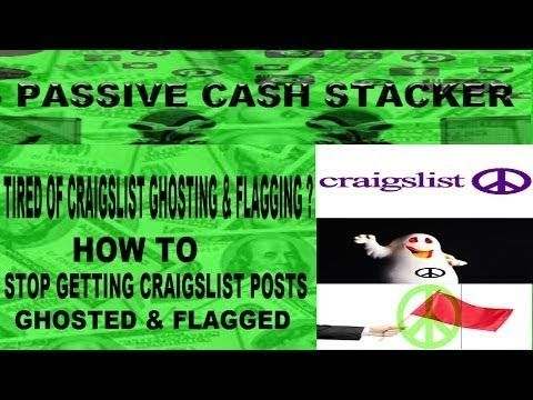 How To Prevent Craigslist Ads From Being Ghosted Flagged Removed How To Instructions For Everyone Tired Of Craigslist Ghostin Prevention Instruction Teaching