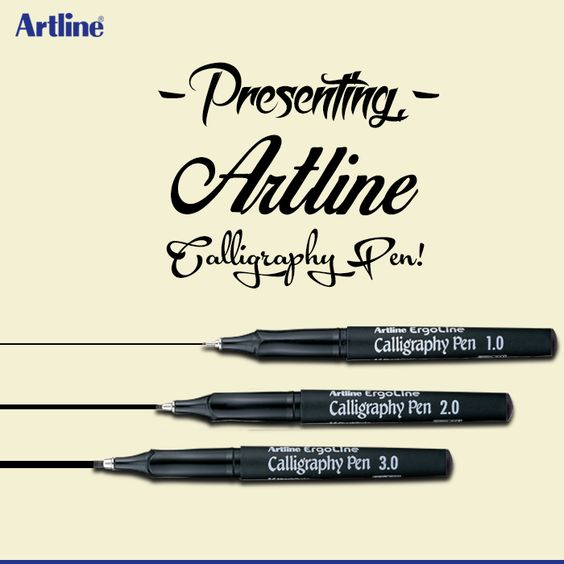 Calligraphy Means A Visual Art Related To Writing